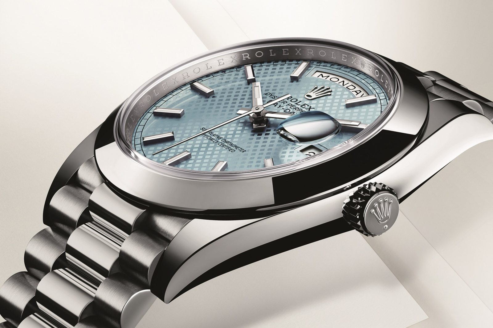 Rolex Oyster Perpetual Day-Date 40 Platinum