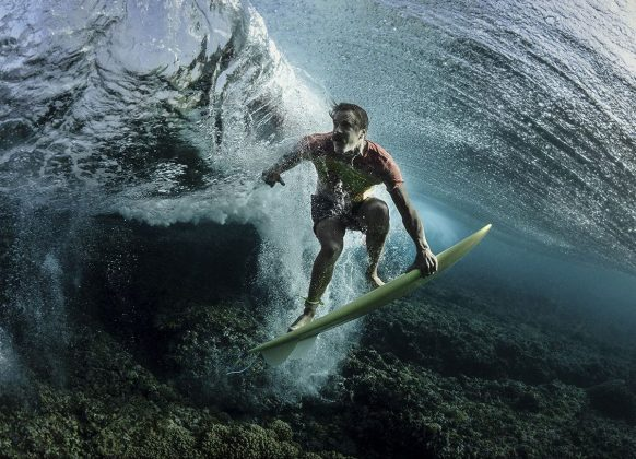 'Under The Wave' by Rodney Bursiel