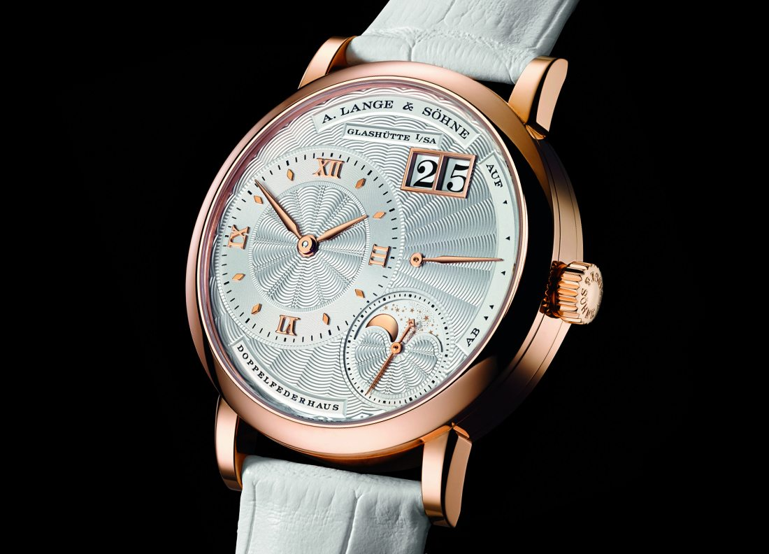 A. Lange & Söhne Little Lange 1 Moon Phase