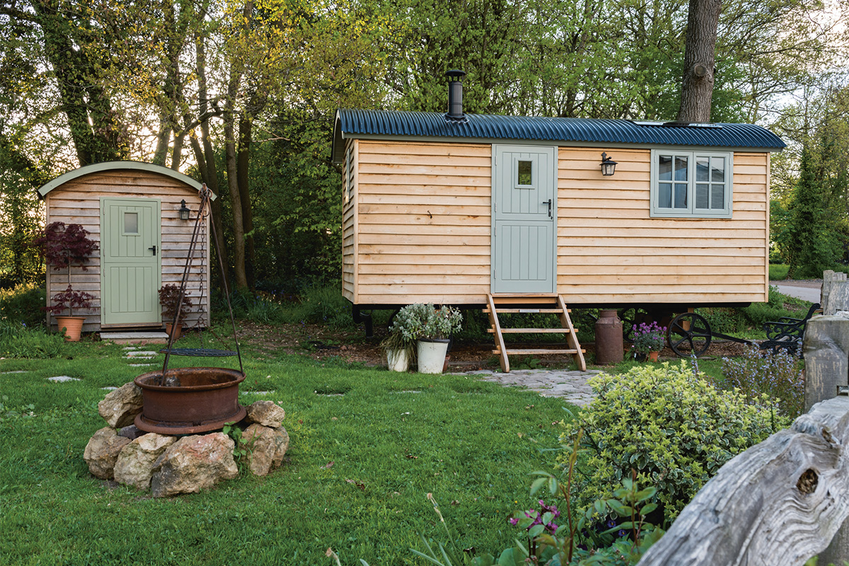 Blackdown Shepherds Huts