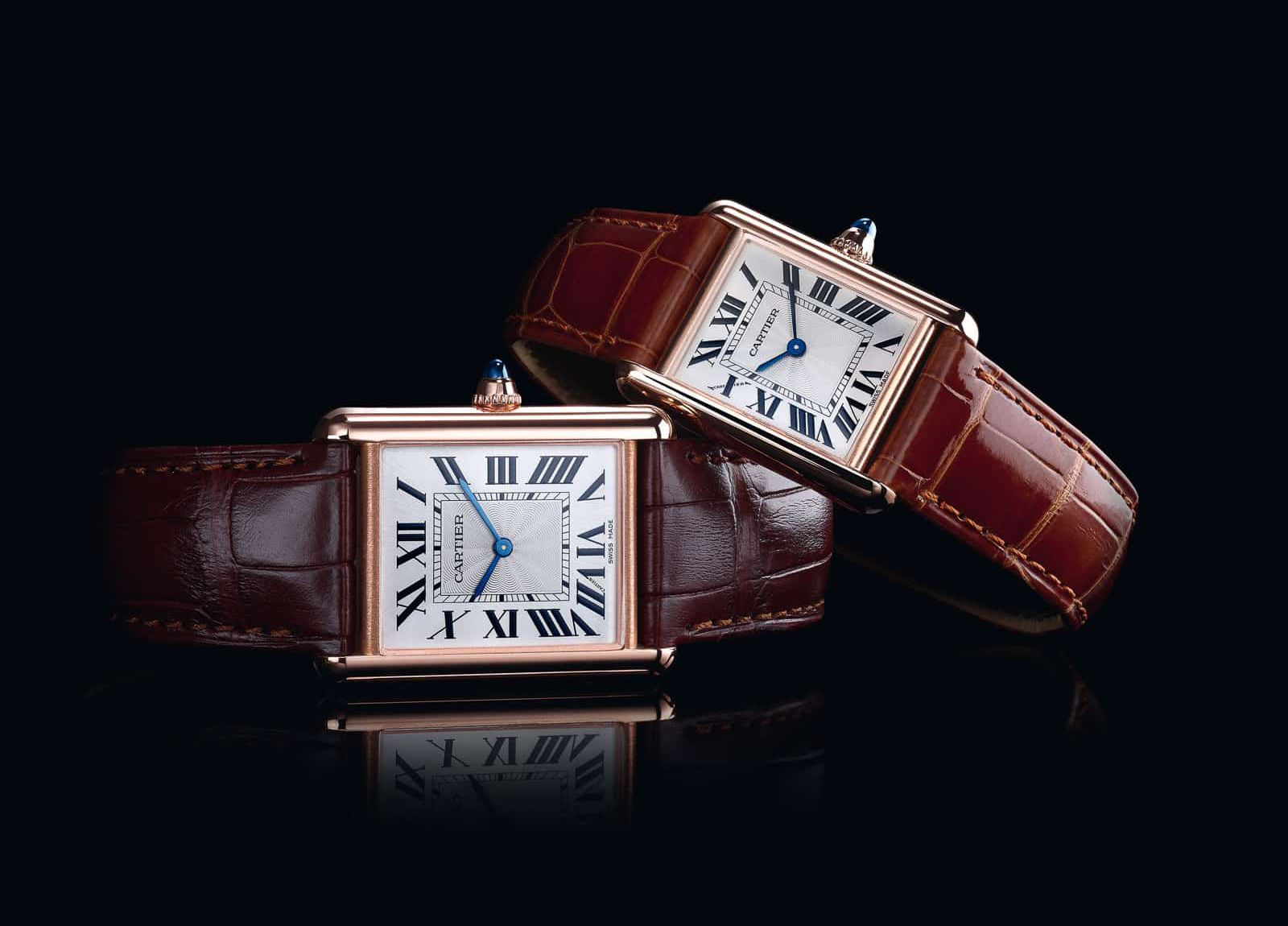 Cartier Tank Louis Cartier 100th Anniversary