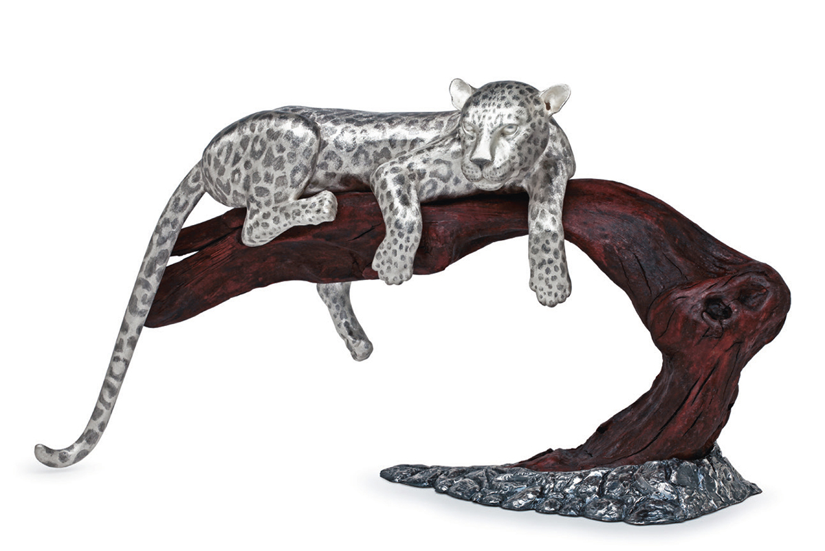 Grant Macdonald The Leopard Reclines