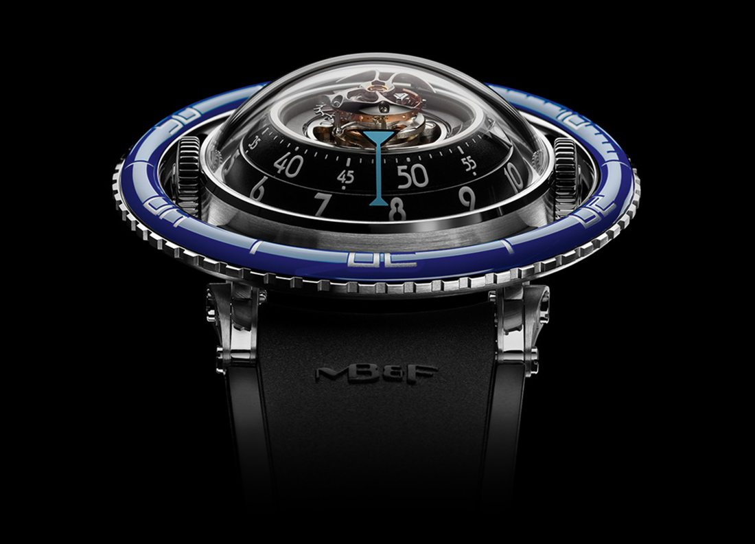 MB&F Horological Machine N°7 Aquapod