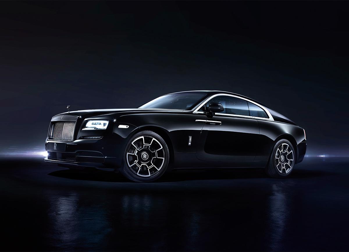 Rolls Royce Dawn Black Badge