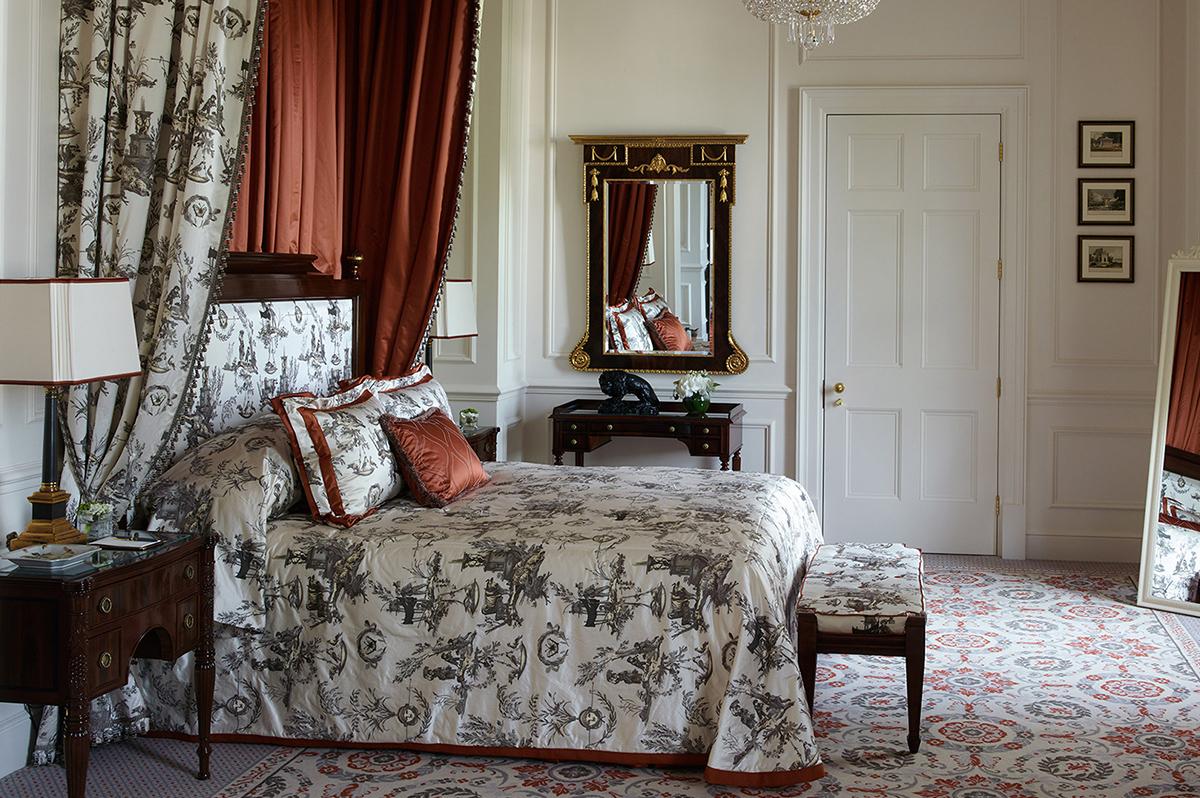 Royal Suite at the Lanesborough