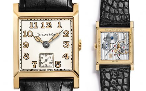 Tiffany & Co. Square Watch