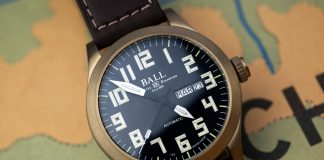 Ball Engineer III Bronze