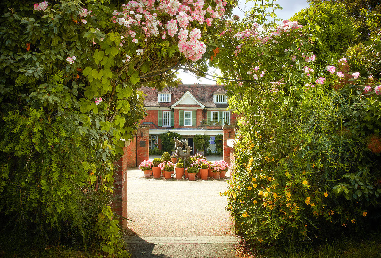 Chewton Glen West Hampshire
