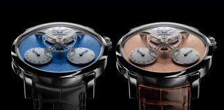 MB&F Legacy Machine Split Escapement