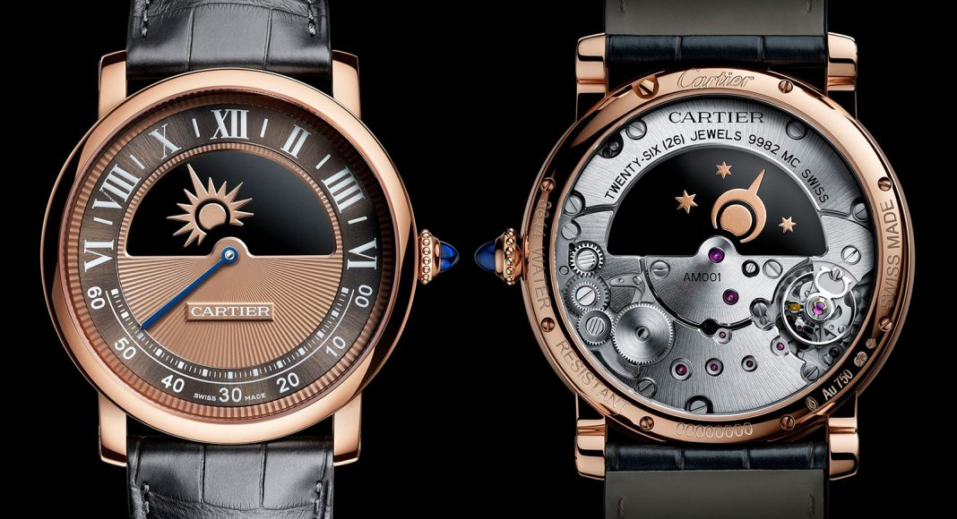 Cartier Rotonde de Cartier Mysterious Day & Night