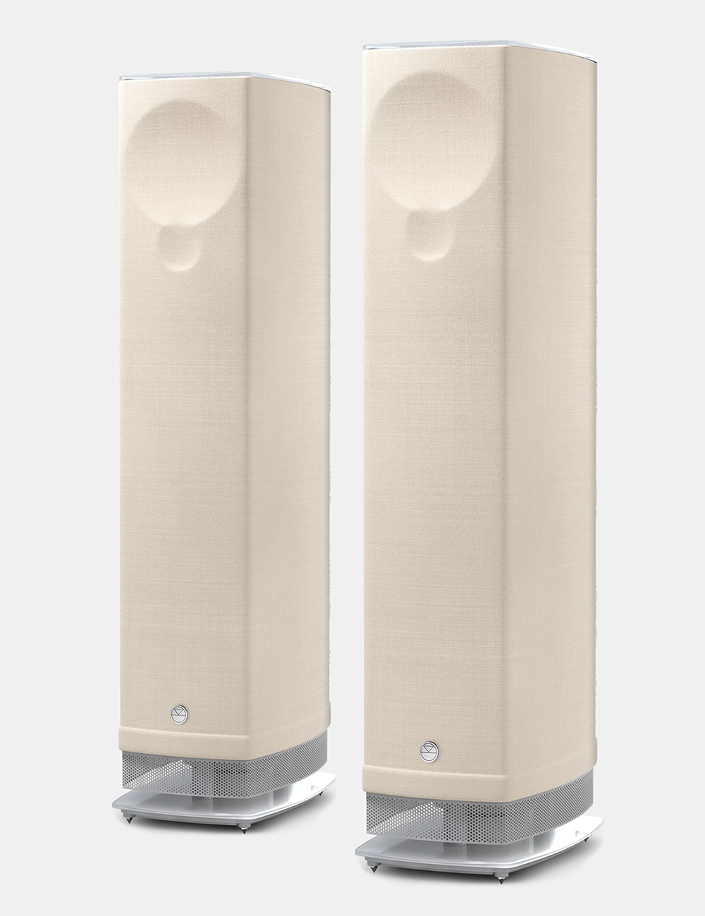 LINN Series 5 System Vanilla Speakers