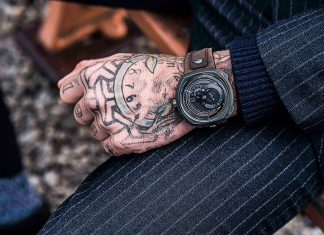 SevenFriday Q2/03 Choo Choo Edition