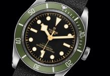 Tudor Black Bay for Harrods Special Edition