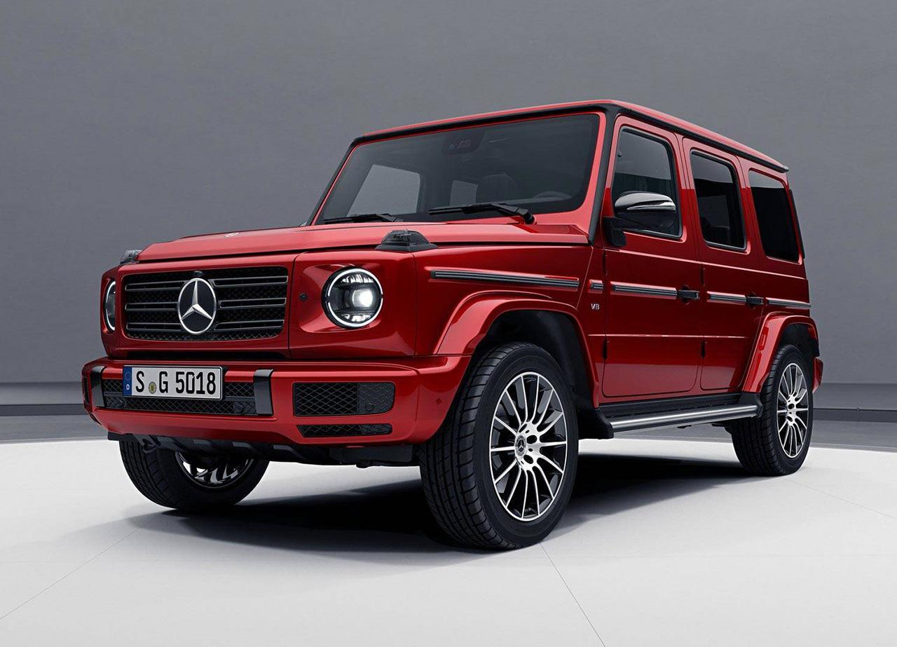 Mercdes G Wagon >> 2018 Maybach G Wagon | Go4CarZ.com