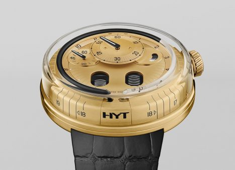 HYT H0 Yellow Gold