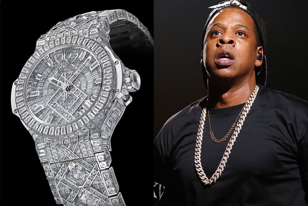 Hublot Jay Z