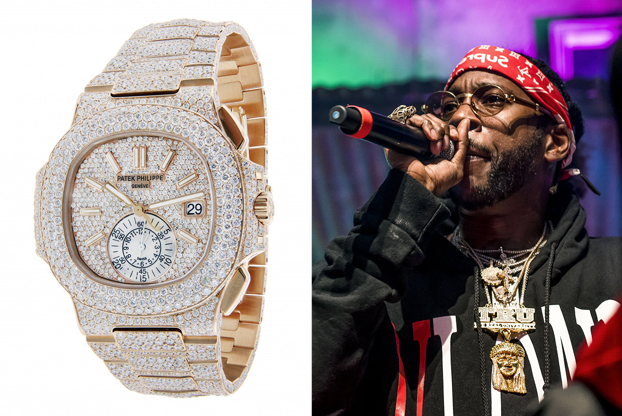 6 Hip-Hop Songs That Pay Tribute To Luxury Watches - Oracle Time
