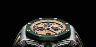 Audemars Piguet Royal Oak Offshore Selfwinding Chronograph