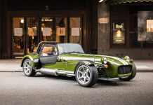 Caterham Seven Harrods Special Edition
