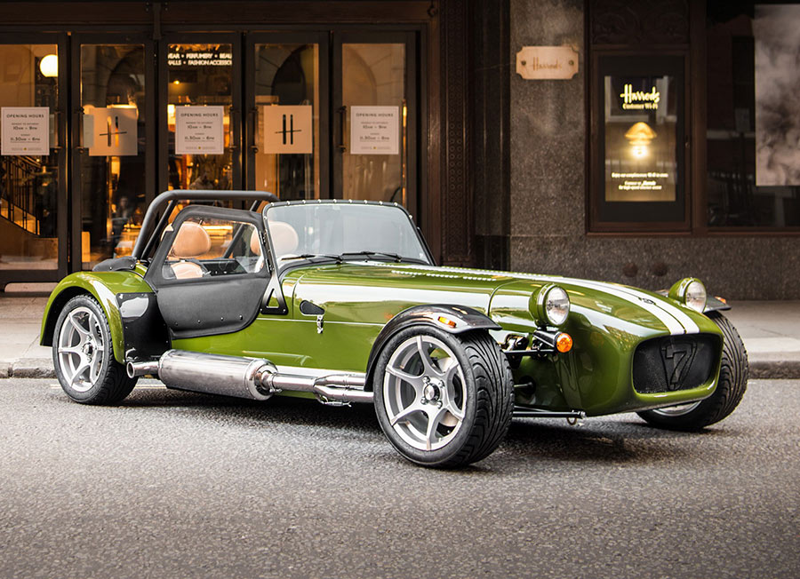 Caterham Seven Lotus