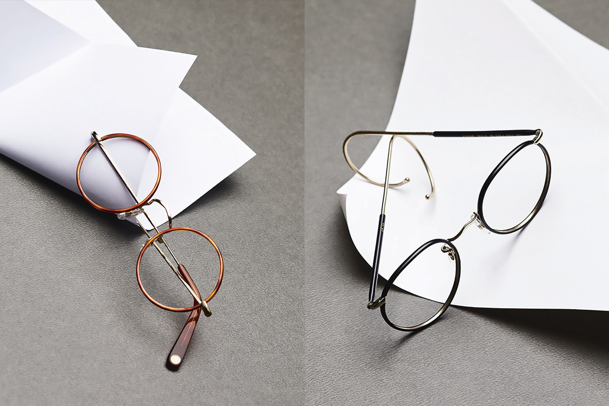 Cubitts Gold Spectacles
