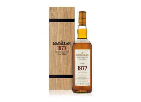 Macallan 1977 Fine & Rare Whisky