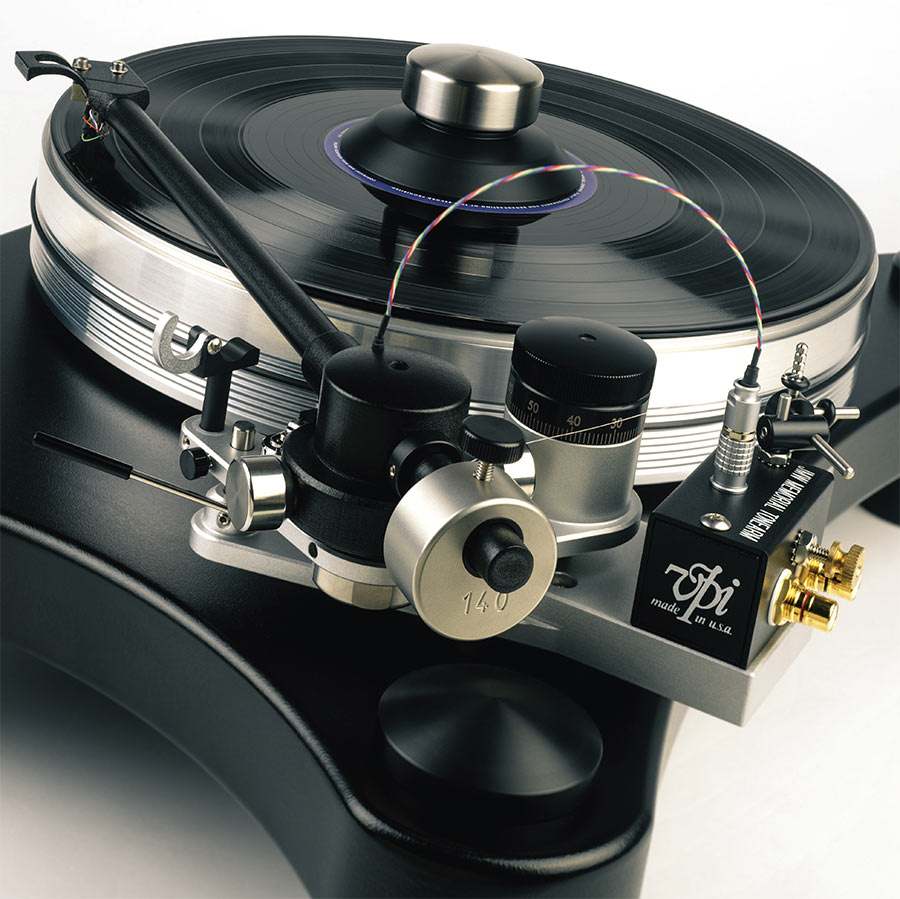VPI Industries Turntable