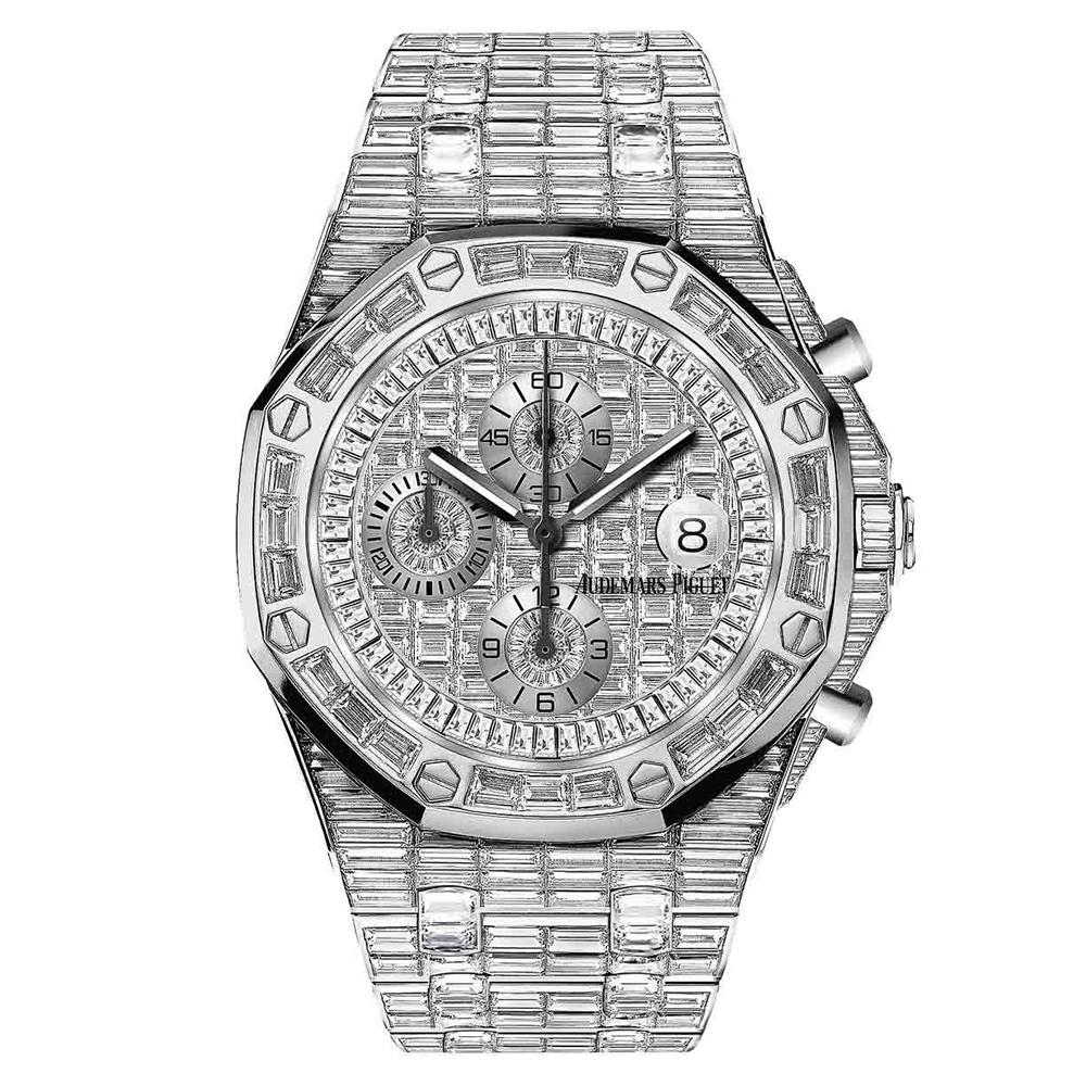 Audemars Piguet Royal Oak Offshore Chronograph Diamonds