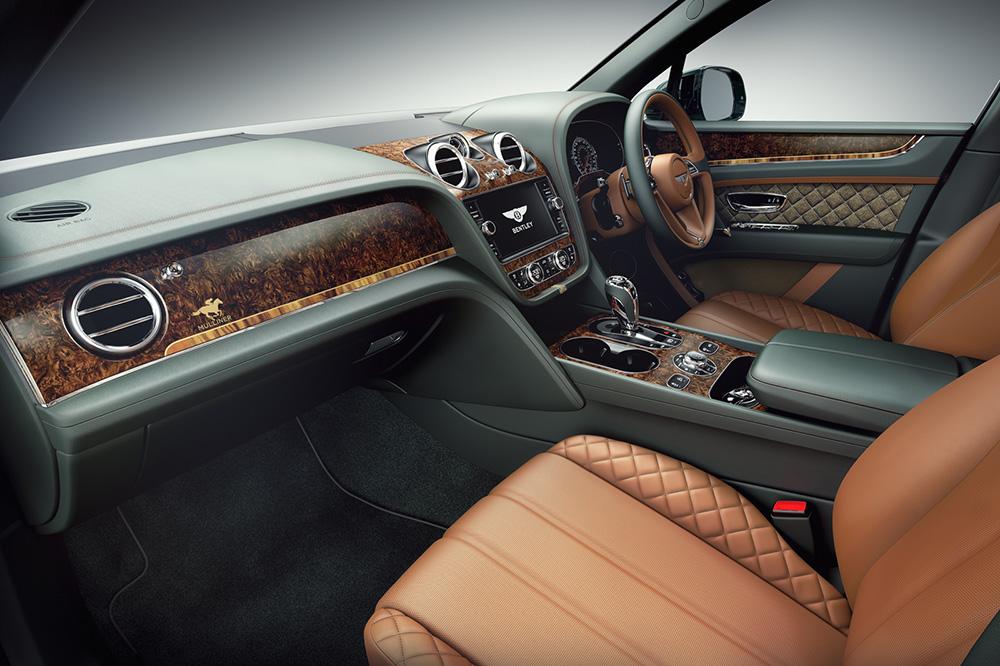 Bentley Bentayga Mulliner, Inspired by the Festival Bentley Bentayga Mulliner, Inspired by the Festival