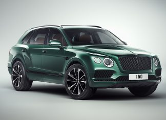 Bentley Bentayga Mulliner, Inspired by the Festival Bentley Bentayga Mulliner, Inspired by the Festival