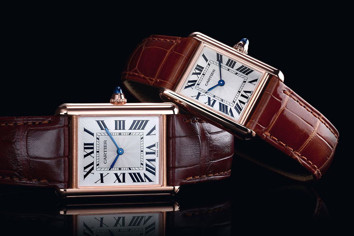 Cartier Tank 100th Anniversary