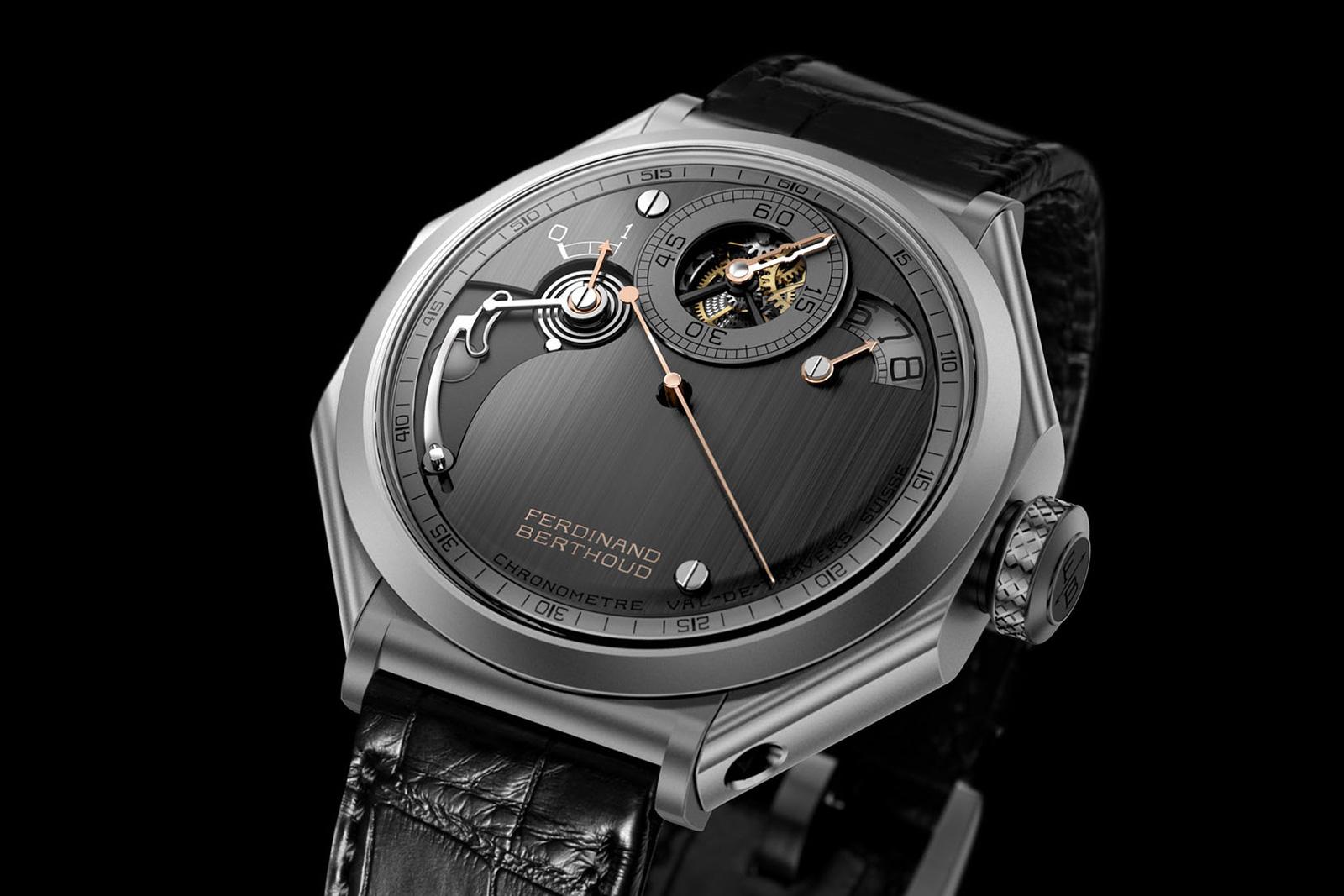 Chronometre Ferdinand Berthoud FB 1R.6-1