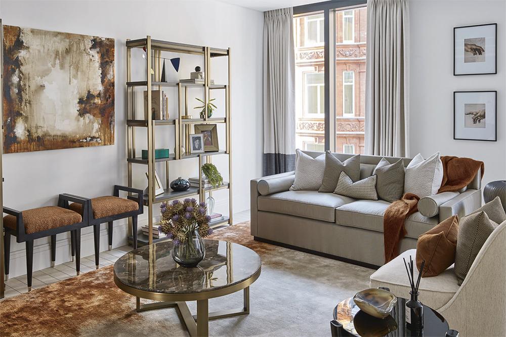 Burlington Gate Apartment in Mayfair London