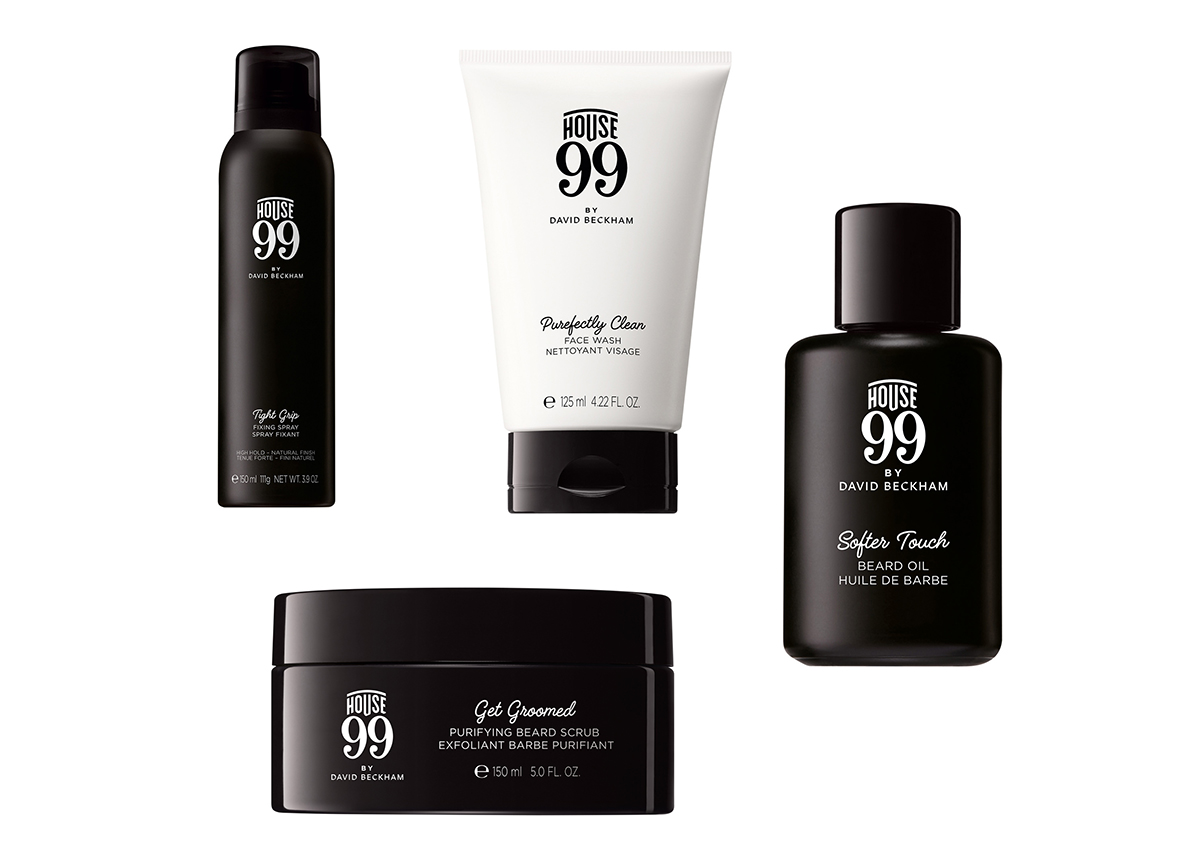 House 99 by David Beckham Grooming Products