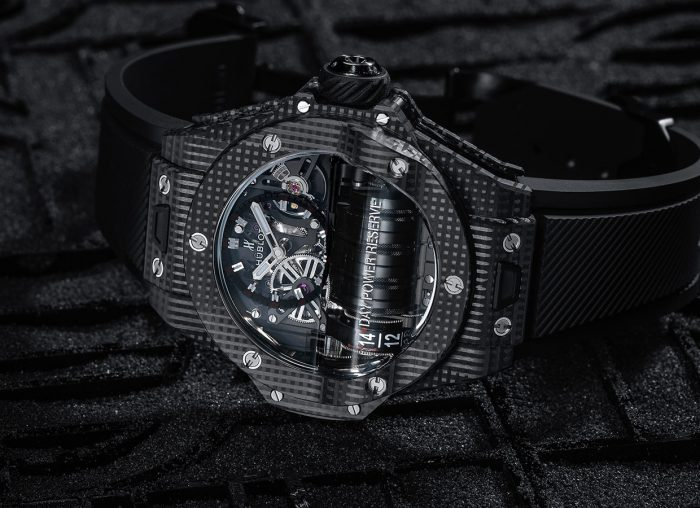 Hublot Big Bang MP-11 Carbon