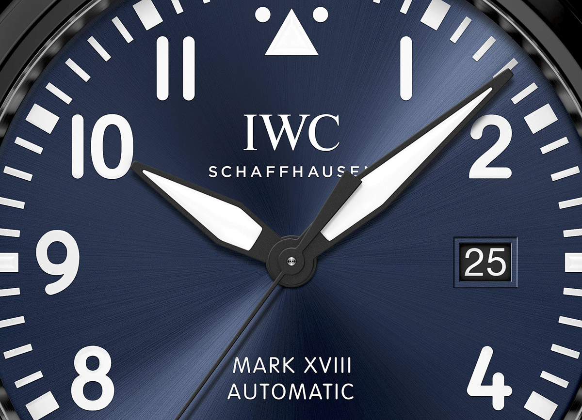 "IWC Pilot's Watch Mark XVII Edition ""Laureus Sport For Good Foundation"""