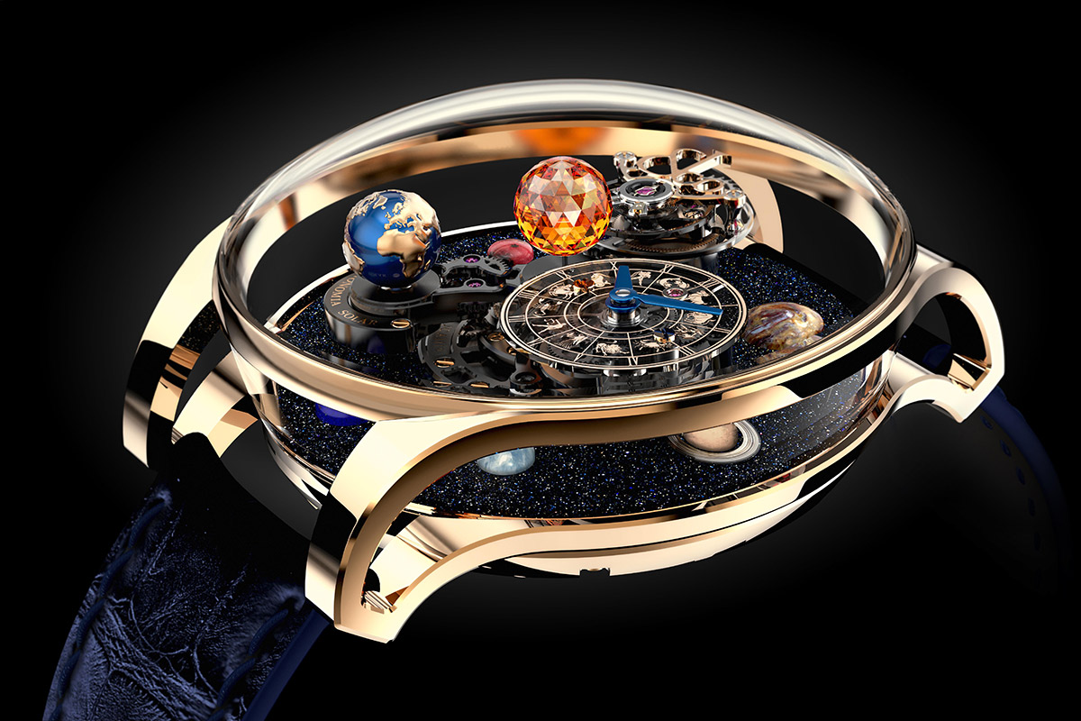 Jacob & Co Astronomia