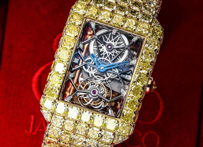 Jacob & Co Millionnaire