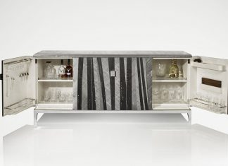 Linley Cocktail Cabinet
