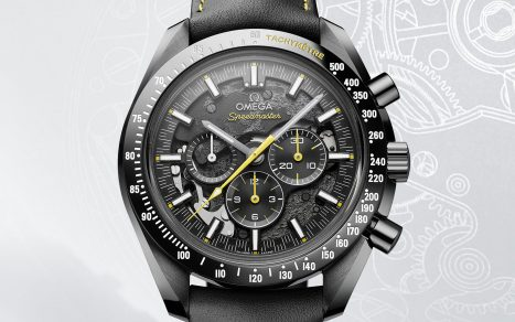 "Omega Speedmaster Dark Side of the Moon Apollo 8 ""50th Anniversary"""
