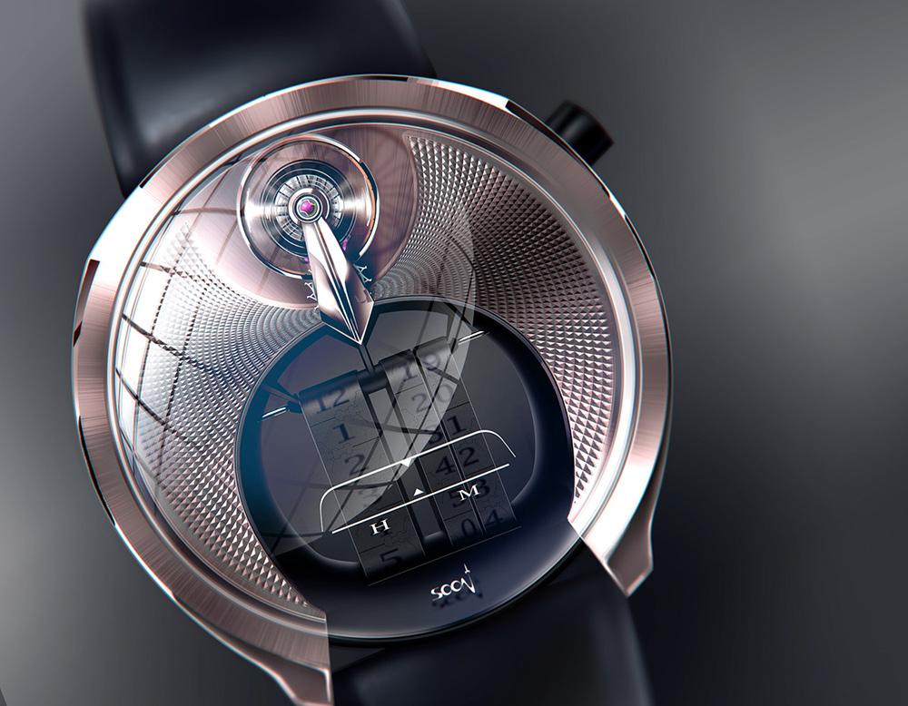 Soon Timepiece Phenomena Anchrone