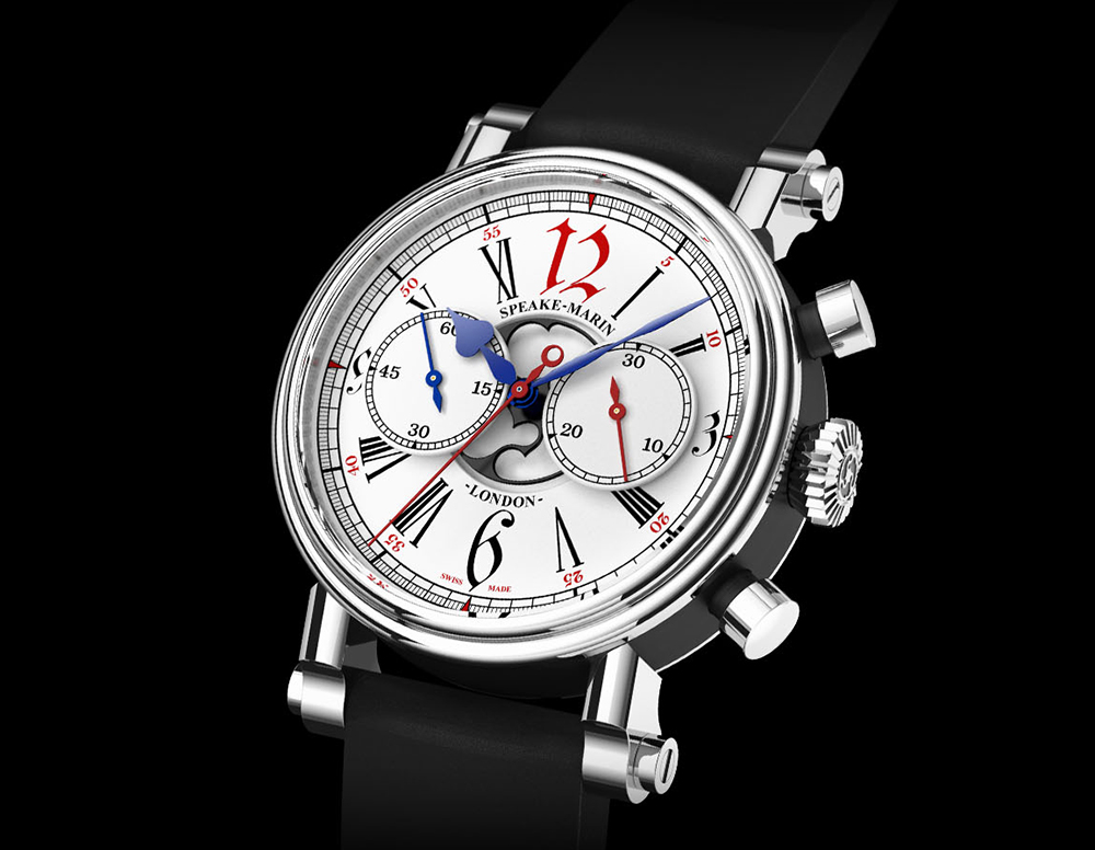 Speake Marin London Chronograph