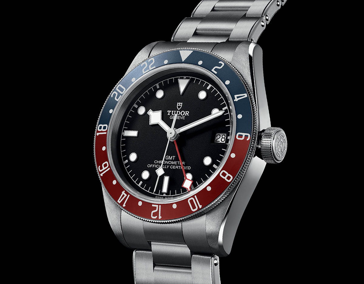 Tudor Black Bay GMT Pepsi Bezel