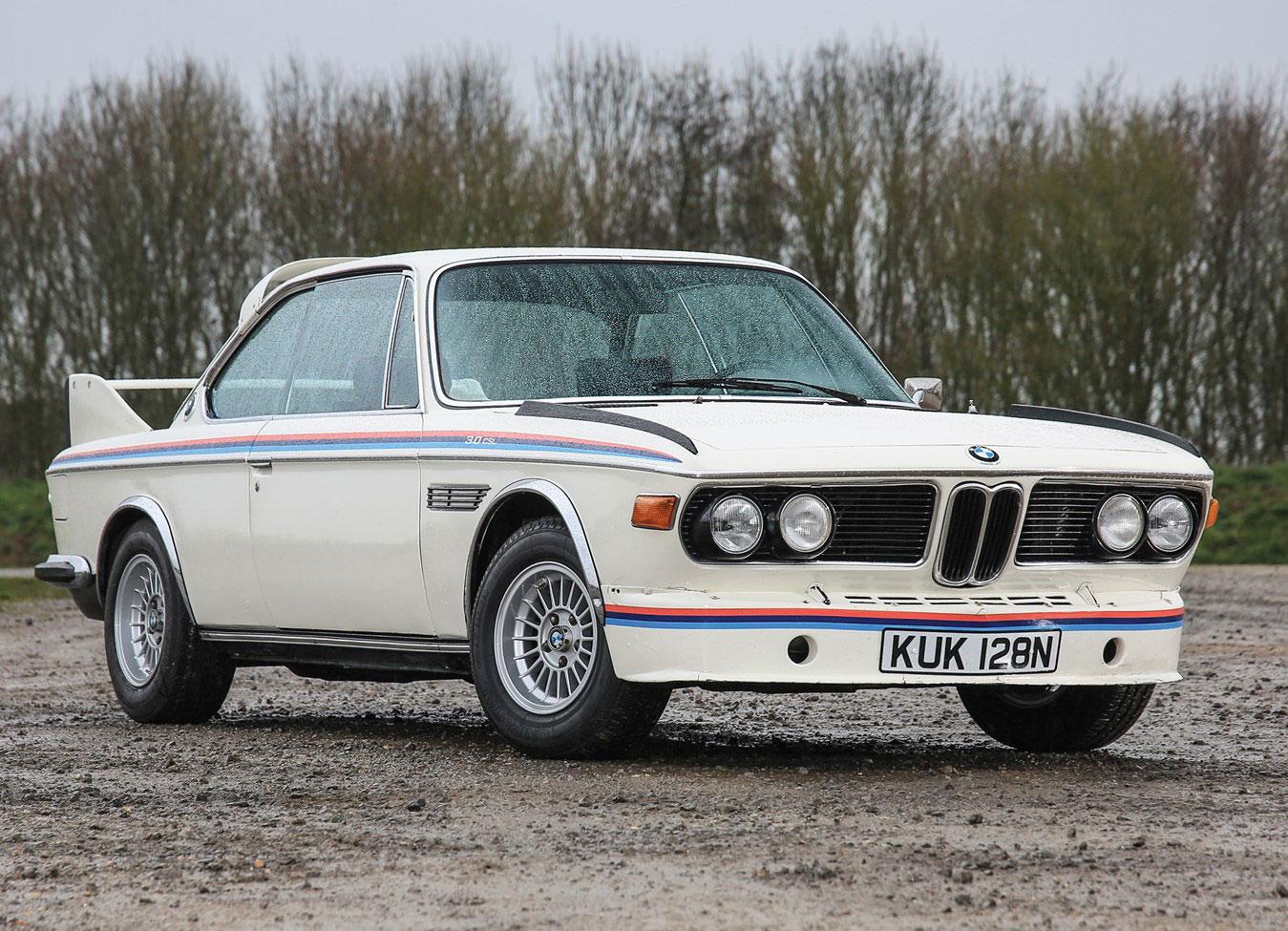 1975 BMW 3.0 CSL 'Batmobile'