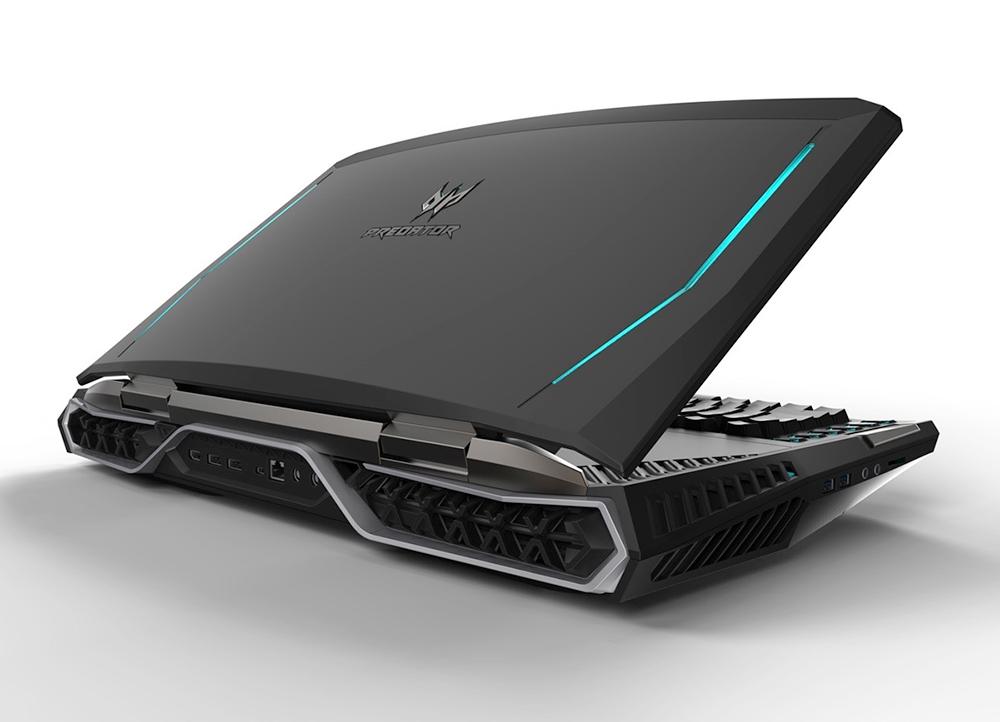Acer's Predator 21 X Laptop