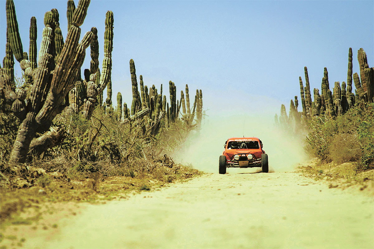 Baja Challenge Racers