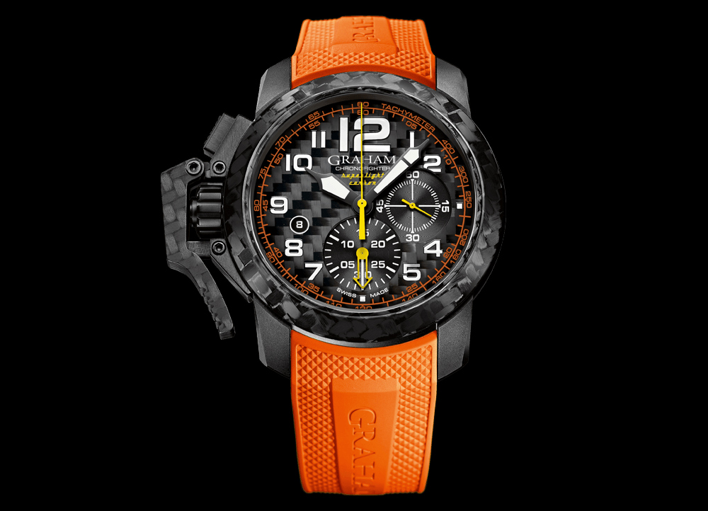 Graham 1695 Chronofighter Superlight