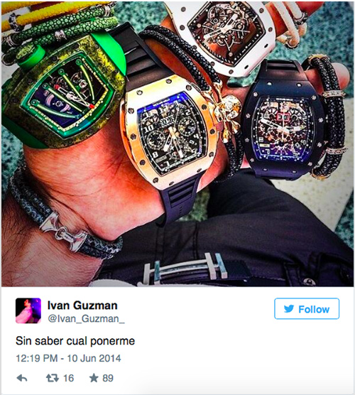 "Pablo Escobar Vs Chapo >> Face-Off: Pablo Escobar vs Joaquin ""El Chapo"" Guzman - Oracle Time"