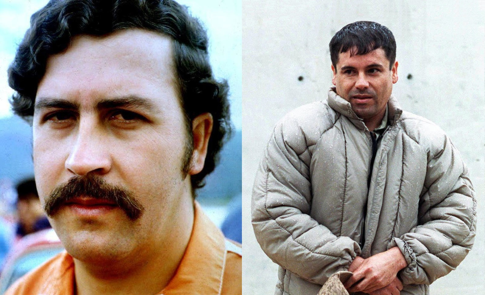 "Pablo Escobar Vs Chapo >> Face-Off: Pablo Escobar vs Joaquin ""El Chapo"" Guzman - Oracle Time"