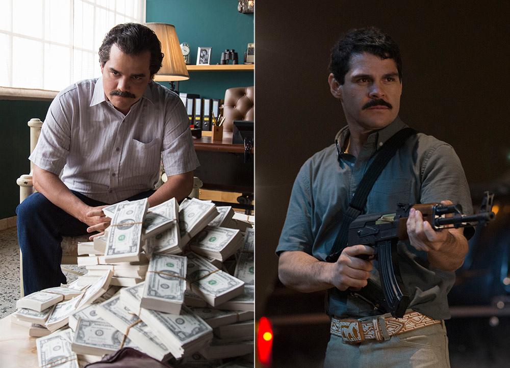 Pablo Escobar El Chapo